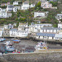 7312   Polperro fishing village, Cornwall