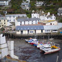 7316   Polperro Harbour, Cornwall