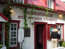 6743   Aux Ancien Canadiens Restaurant