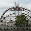 6673   Cyclone rollercoaster ride