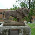 6744   Lion statue of the Royal Bank, Nova Scotia