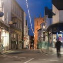 7328   Street scene in St Ives, Cornwall