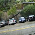 5594   steep hill parking
