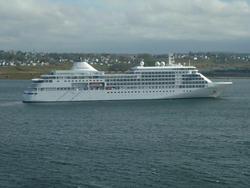 6768   Silversea cruise liner