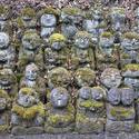 6111   Otagi Nenbutsu ji Sculptures