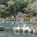 6142   Japanese Zen garden