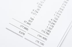 10802   Close up Accounts Reports on White Papers