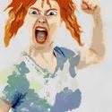 9477   angry woman