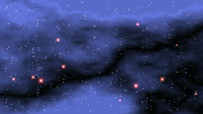 <p>Outer space galaxy background with stars.</p>
