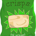 9112   bag of crisps
