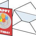 9304   birthday card