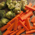 10504   Fresh carrots and broccoli