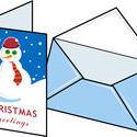 9305   christmas card