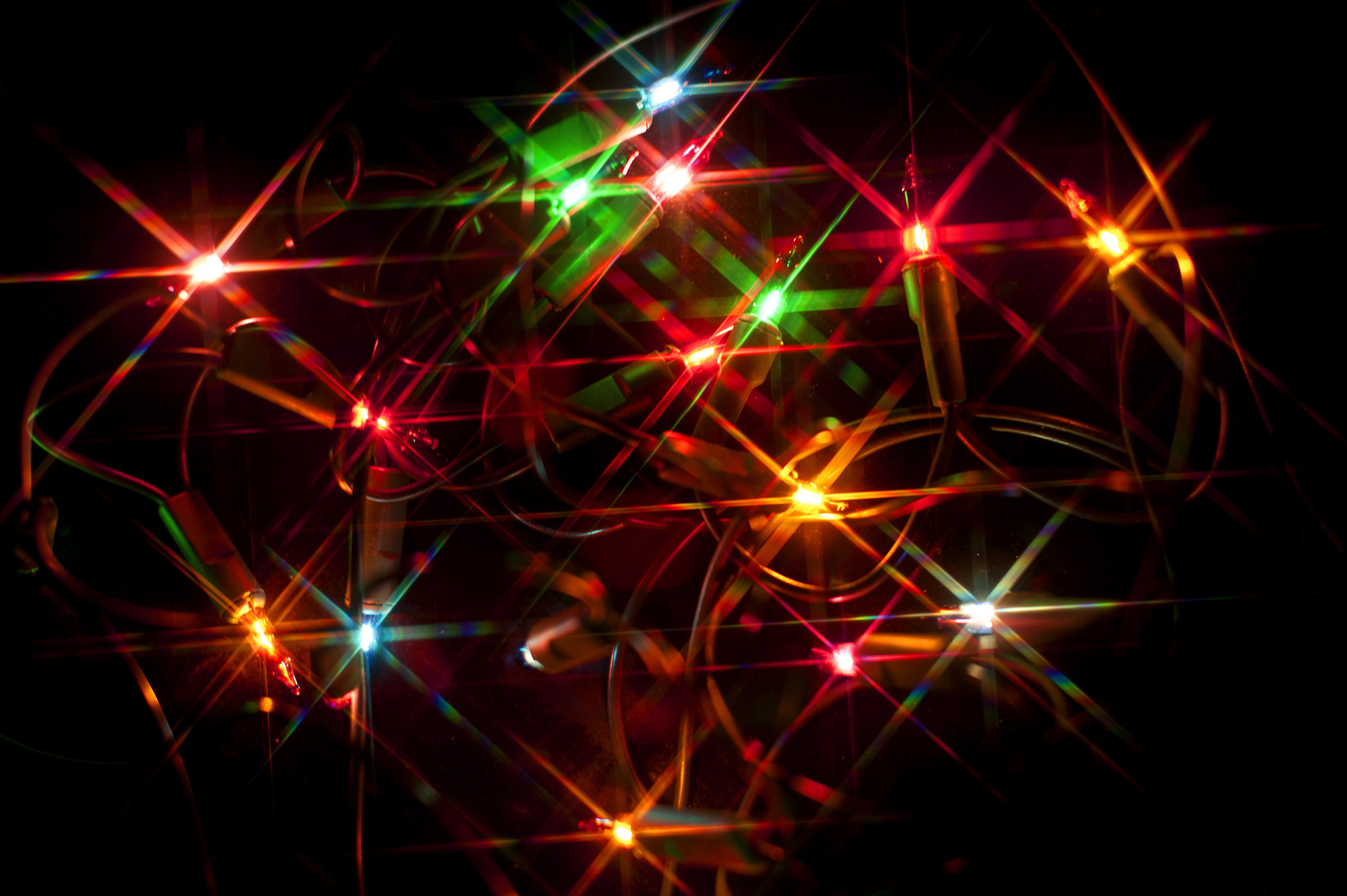 Image Result For Colorful Christmas Lights