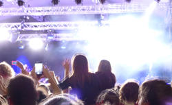 10584   Random People at the Crowd During Concert
