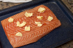 10606   Cooking a fresh portion of salmon