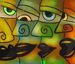 11023   diverse faces