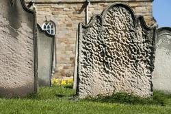 8017   Gravestones at St Marys Church