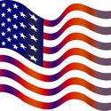 9056   flags american flag