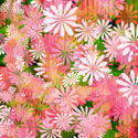 9094   floral background ps elements002