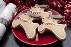 8644   Gingerbread reindeers