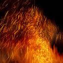 8883   Glowing embers