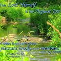 10899   God is my Highest Joy