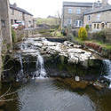 7790   Falls on the River Ure, Hawes, Yorkshire Dales