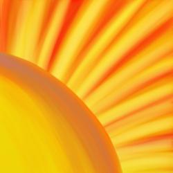 9594   hot sun