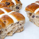 7876   Spicy Easter hot cross buns