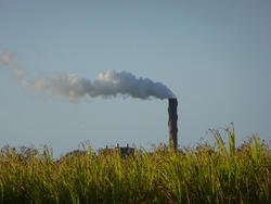 10793   Industrial chimney belching smoke