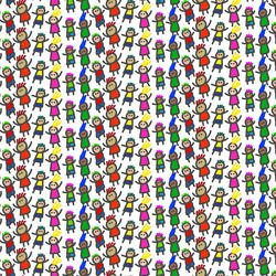 10869   kids stick kid wallpaper002