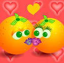 9368   kissing oranges