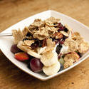 10261   Muesli with fresh diced fruit