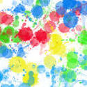 9531   multi paint splats