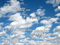 10901   Nubes son Tu Carruaje