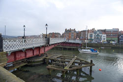 7937   Whitby's swing bridge