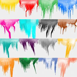 11042   paint drips set