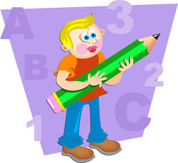 10872   pencil boy