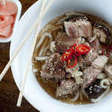 8464   Bowl of ramen with pork chunks