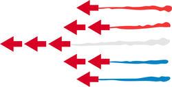 9514   red arrows