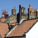 7994   Rooftops and chimney pots