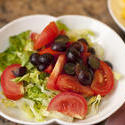 10517   Fresh tomato and lettuce salad