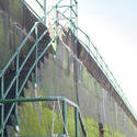 7833   Sandsend sea wall