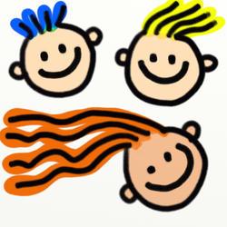 9488   smiling kids faces