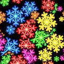 9501   snowflake wallpaper
