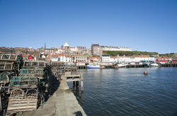 7856   Whitby fishing Port