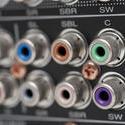 11117   Surround Sound Connectors