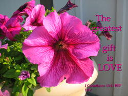 10735   The Greatest Gift is Love
