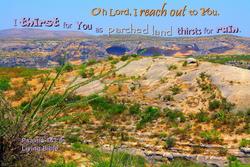 11216   Thirst for God